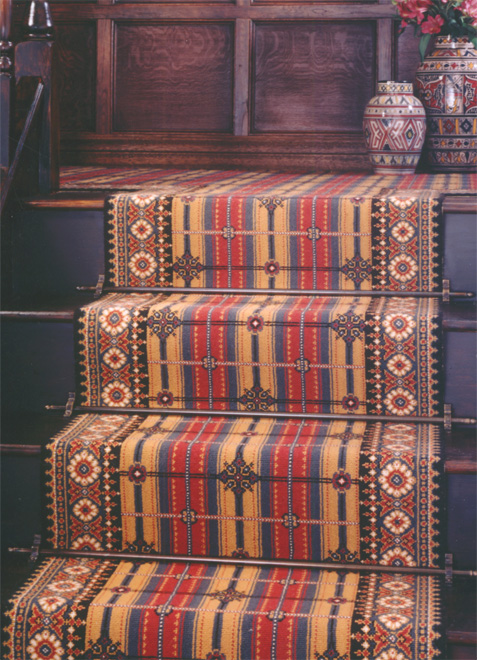 Tartans Plaids And Borders Michael Metcalf Carpets